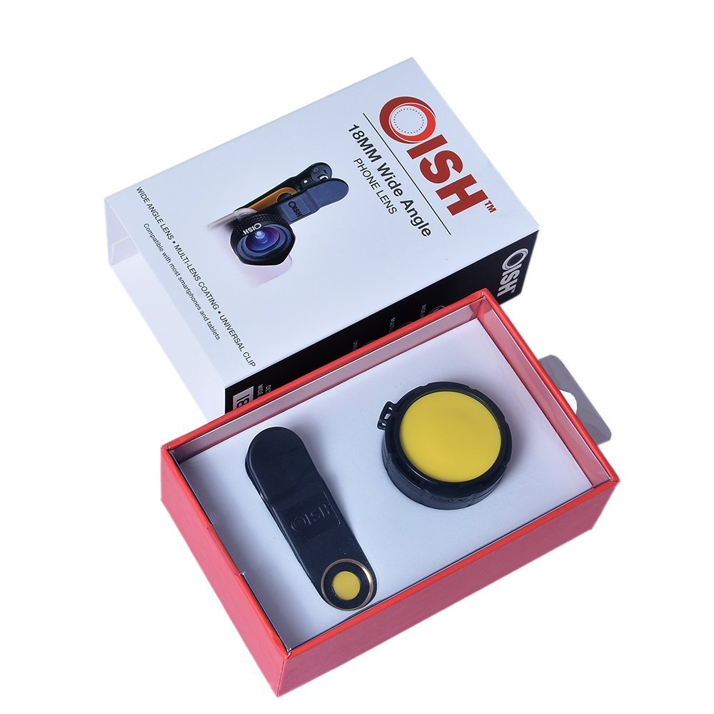 Camera Android Phone Camera Lens oish 18mm wide angle cellphone camera lens for iphone and samsung for